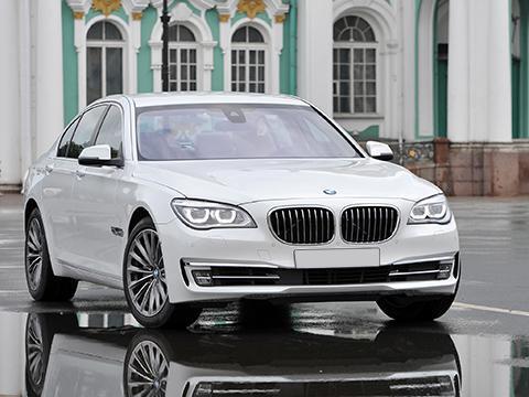 Аренда BMW F02