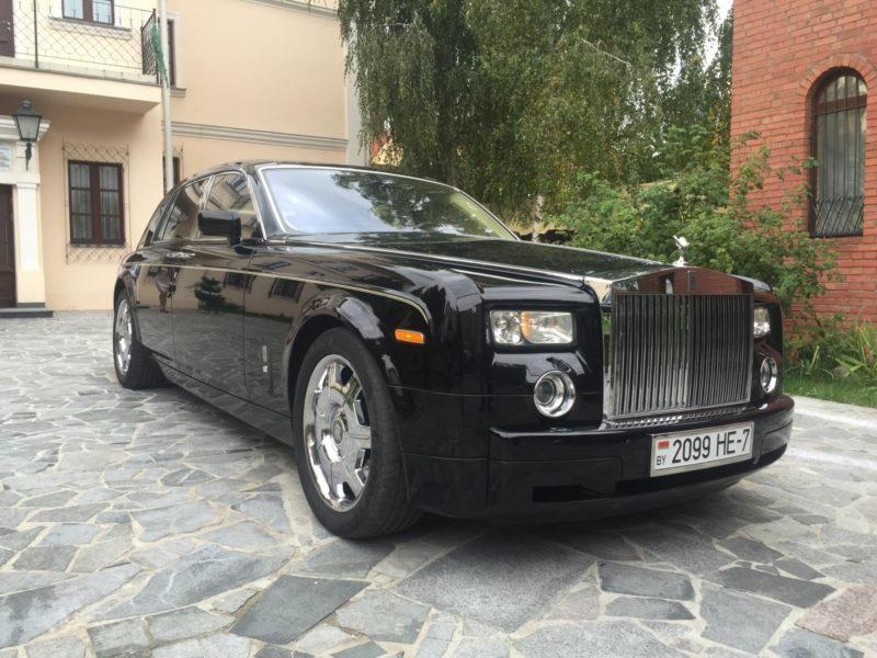 ROLLS ROYCE PHANTOM - фото 1