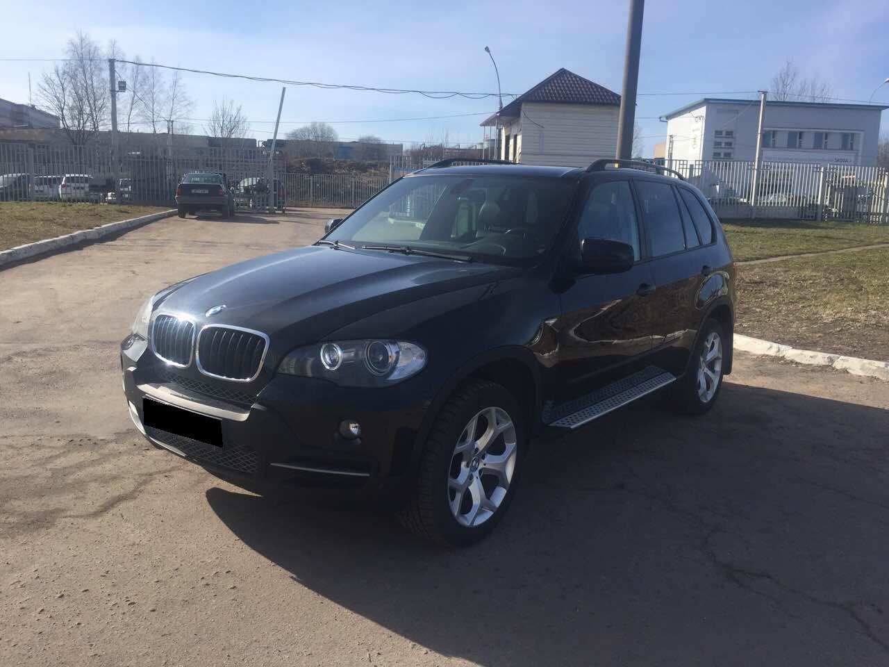 BMW X5 (e70) - фото 1