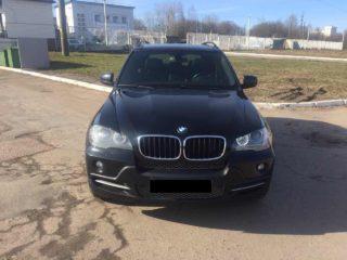 BMW X5 (e70)2