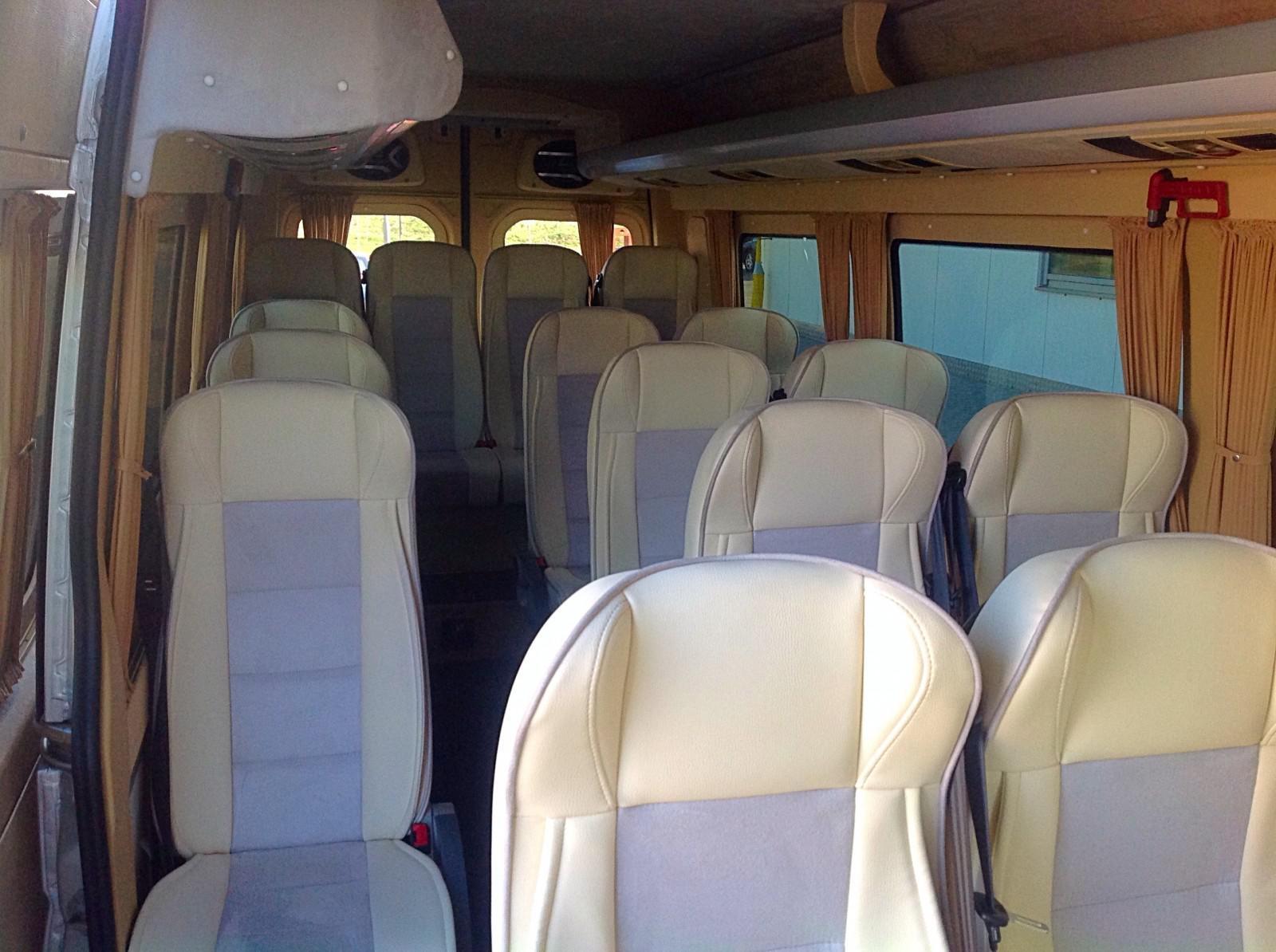 Микроавтобус MERCEDES 19 мест - фото 4