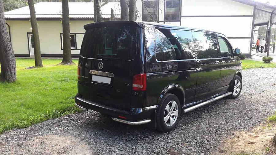 Volkswagen Multivan 7 мест - фото 3
