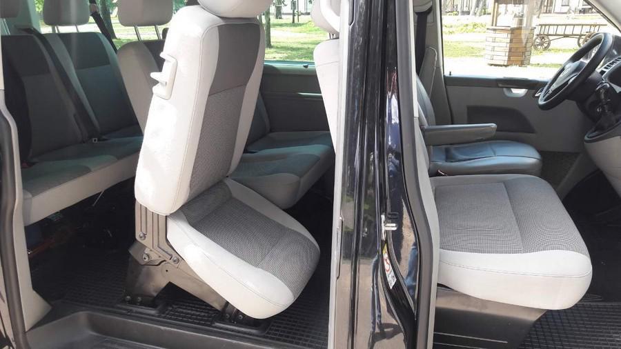 Volkswagen Multivan 7 мест - фото 4
